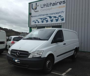 MERCEDES VITO LONG 160 CV - 6M3