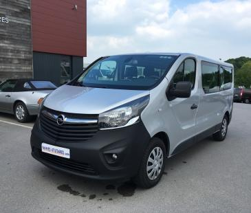 OPEL VIVARO - 9 PLACES