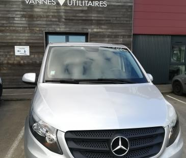 MERCEDES VITO  - AUTOMATIQUE - 9 PLACES