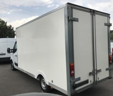 RENAULT MASTER PLANCHER CABINE CAISSE